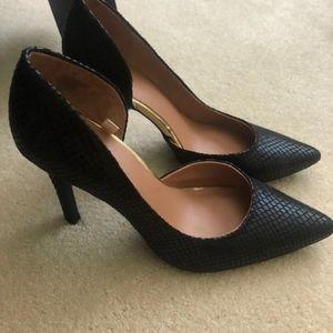 Black Heels, Like new